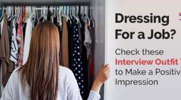 Dressing For a Job? Check these Interview Outfit Tips to Make a Positive Impression