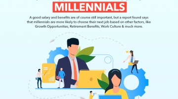3 Things that matter most to millennials