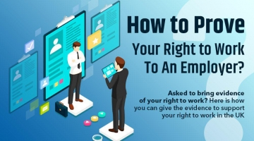 How to Prove Your Right to Work To An Employer?