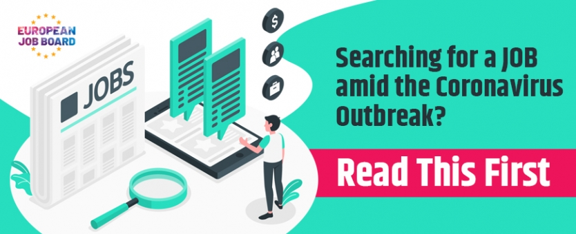 Searching for a Job amid the Coronavirus Outbreak? Read This First