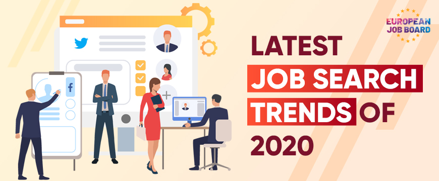 Latest Job Search Trends of 2020